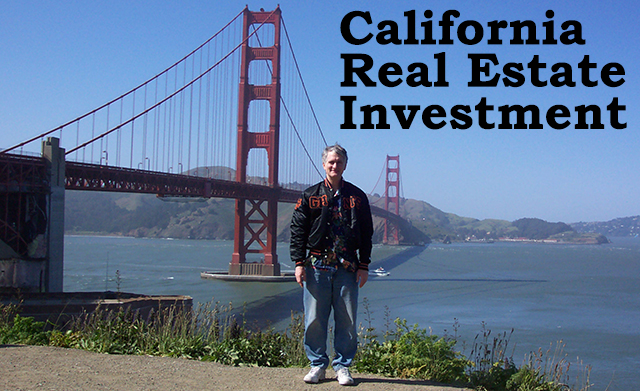 Real Estate Investment California